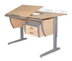 Детская парта растишка стол трансформер Demi
