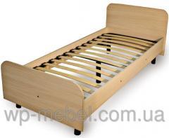 Кровать №3 односпальная Matroluxe (Основание -
