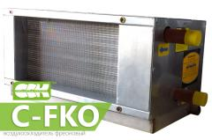 Air cooler channel freon Channel-FKO. Air cooling
