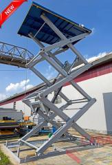 Lifting platforms production Ukraine