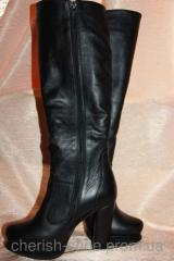 Women's winter boots from S-1 skin