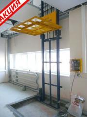 Console elevators production Ukraine