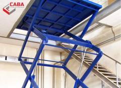 Interfloor elevator production Ukraine