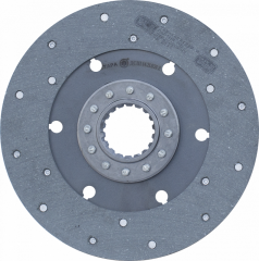 Coupling disk the conducted DSSh 14.21.021-2