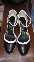 Shoes of a B-4 sandal Ukraine