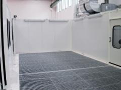 TRELLISED PROFESSIONAL FLOORINGS WITH SYSTEMS OF