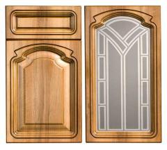 Furniture facades of MDF