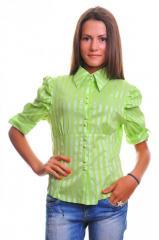 Рубашка женскаяBC-887-Z
