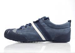 Кеды прочные повседневные Casual Style TM «BIKKE»С-2-BLUE