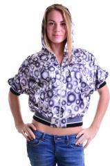 Куртка спорт женская XSA-1010-095