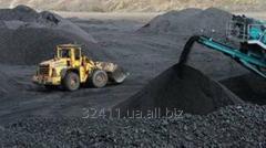 Slime coal DG, G brands (0-3), ARGILLIT