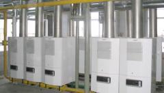 Система автоматизации инженерных сетей зданий