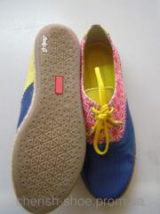Sports women's shoes Patriotic