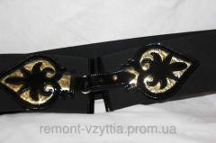 Women's belts and belts to order
