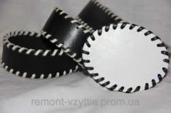 Belt female leather Kiev