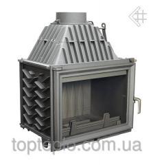 Chimney fire chamber of Kratki Zuzia 16 of kW