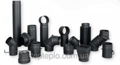 Flues from the low-alloyed steel of 2 mm Darco