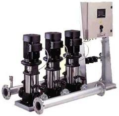 Centrifugal pumps of a high pressure