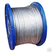 Ropes steel corrosion-proof (wide choice)