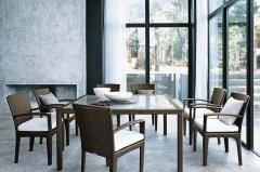 Furniture set, tables and chairs