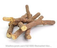 Корни Солодки 100 грамм (Glycyrrhiza glabra)