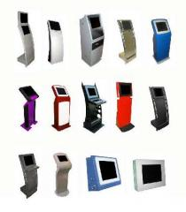 Touch booths