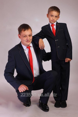 School suits for boys