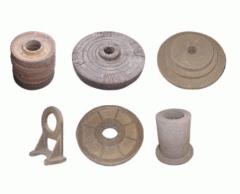 Комплектующие и запасные части к автомобильным