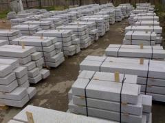 Border granite Grey Ukraine of Pokostovk