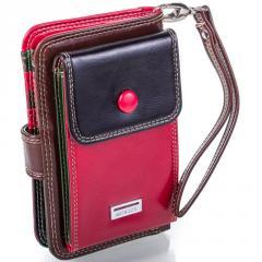 Женский кошелек из качественного кожезаменителя