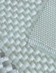 Fiber glass fabrics with a superficial weight of