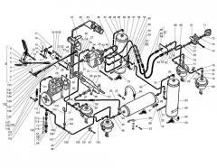Shaft cranked (crankshaft) 16-03-112 D 160 engines