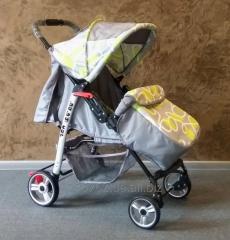 Прогулочная коляска-книжка Baby car, Trans Baby