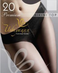Колготки Bikini-Top Premium 20 и 40 den Заниженная