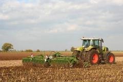 Disk harrows of Catros