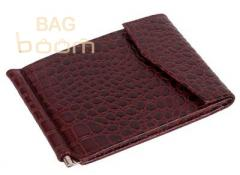 Clip for notes of VIP Collection (003B croc)
