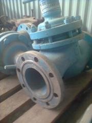 Corrosion-proof bellows-sealed valve 15nzh40p
