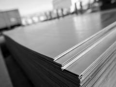 Cold-rolled sheet 0,4х1000х2000 steel 0.8kp