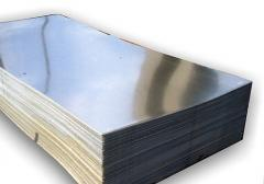 Galvanized sheet 0,4х1000х2000 steel 0.8kp