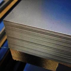 Leaf hot-rolled 40х1500х6000 steel 09G2S