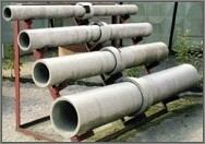 Asbestos-cement pipes asbestos-cement pipes