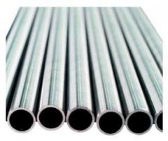 Pipe DU 100h6-200h8 galvanized steel 3 of JV GOST