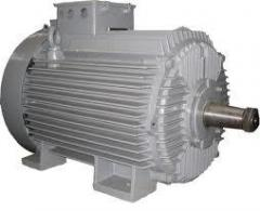 Electric motors crane MTH, MTKH, MTF, MTKF