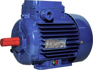 Common industrial electric motors A, AIR, AIRM,