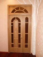 Двери из натурального дерева,  межкомнатные...