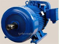Электродвигатели крановые от 1,  4 до 60 квт