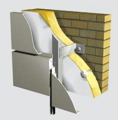 Фасадные системы - идеальный материал для отделки
