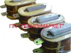 Coil of an additional pole of 2GPE13-14/2U2 132 kW