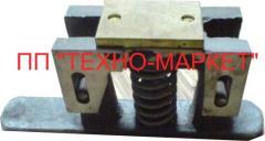 Boot tokosyemny (slip ring high-voltage)