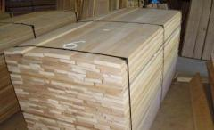 Preparations for europallets, the Board cut, an